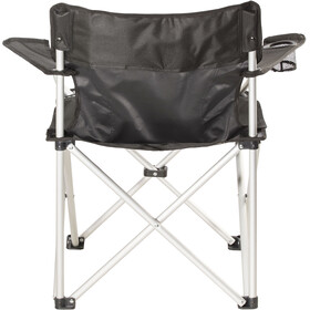CAMPZ Aluminium Folding Chair, black
